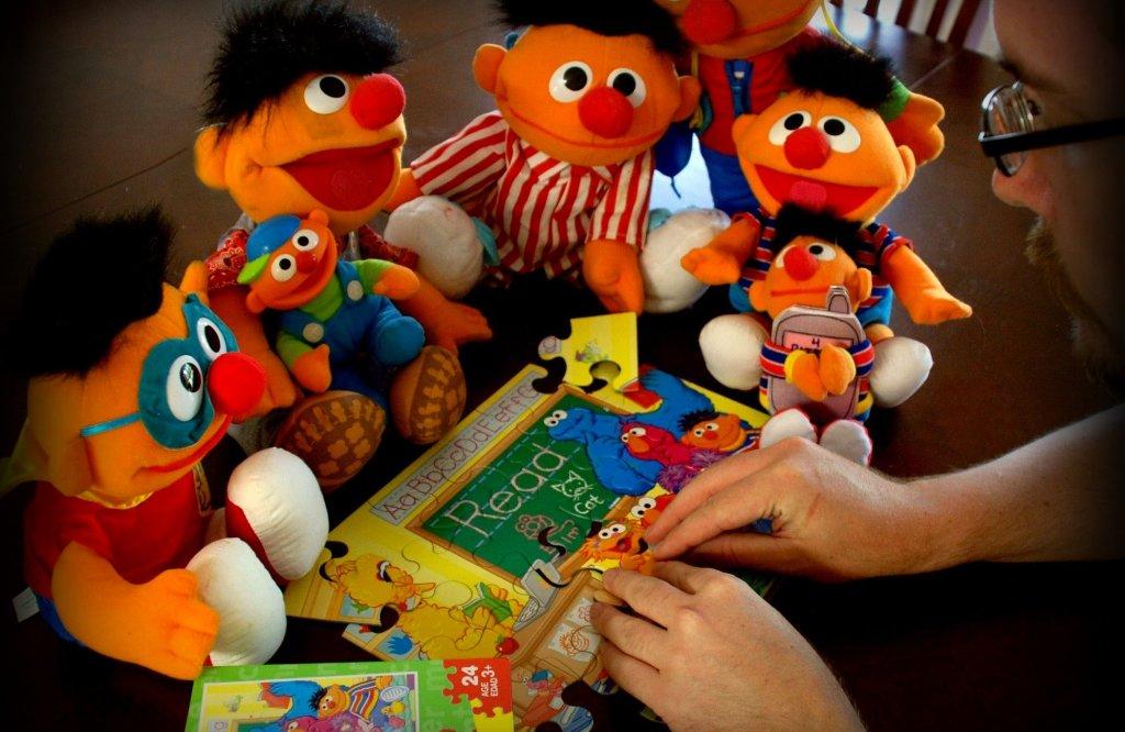 Dishonest Ernie